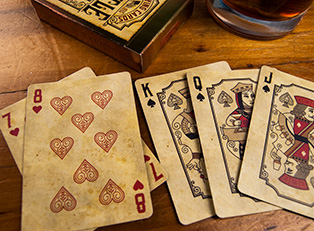 Колода Bicycle Bourbon Playing Cards купить