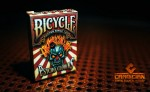 фото Карты Bicycle Psycho Clowns