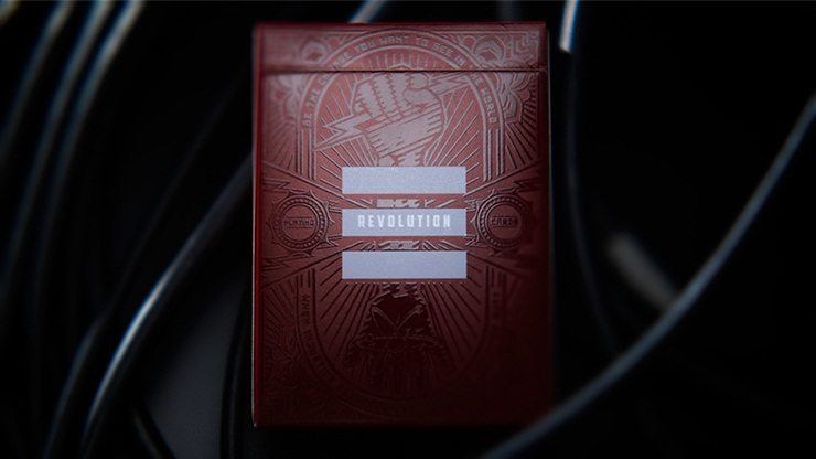 Карты Revolution Playing Cards картинка