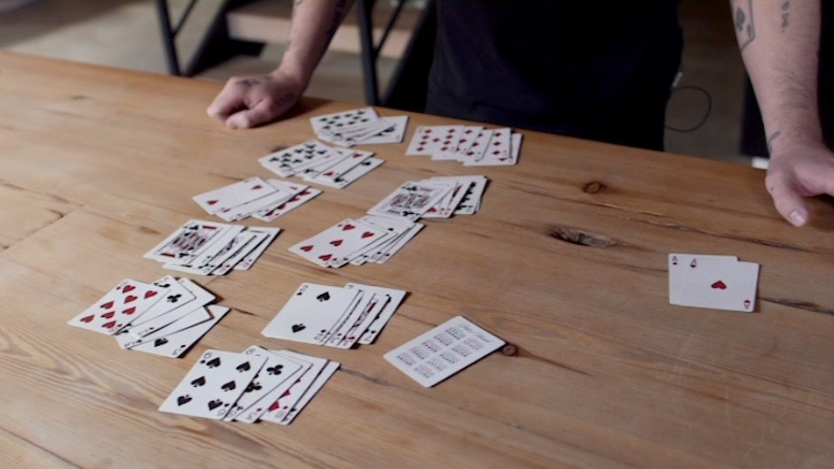 Колода Gamblers Playing Cards картинка