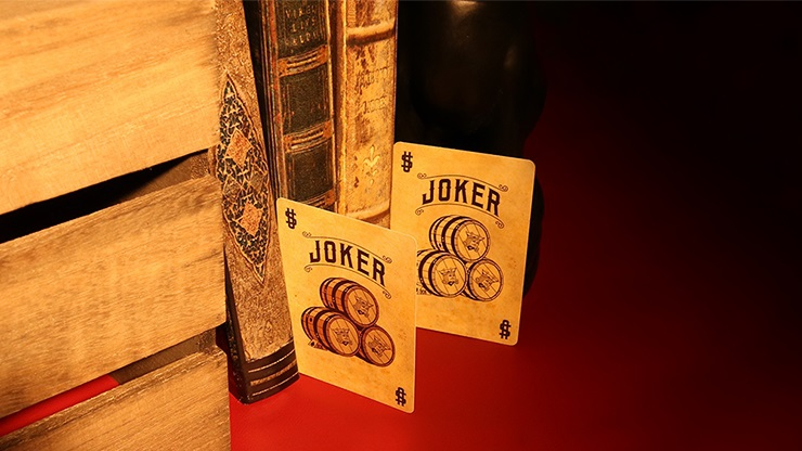 Колода Bicycle Bourbon Playing Cards картинка
