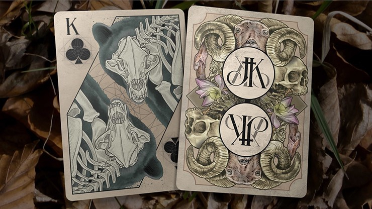Колода Bones (Rebirth) Playing Cards  картинка
