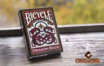 купить Карты Bicycle Dragon