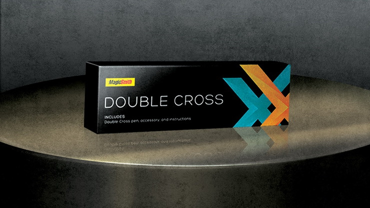 Фокус с маркером Double Cross картинка