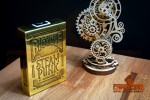 фото Карты Bicycle Steampunk GOLD