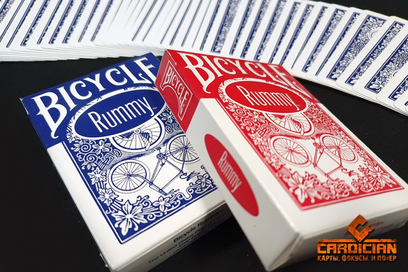 Карты Bicycle Rummy (OHIO) картинка