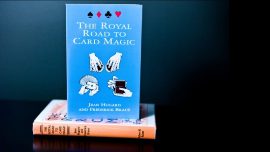 Книга Royal road to card magic