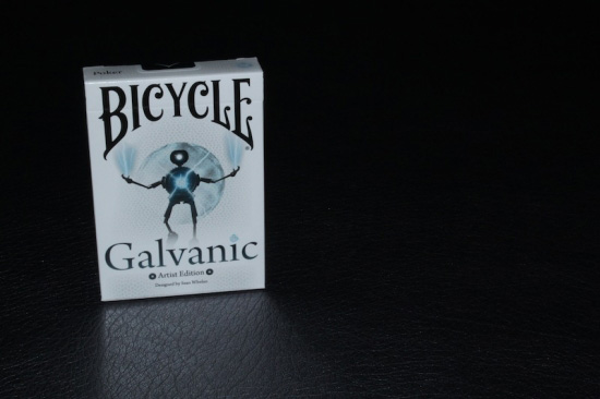 Колода карт Bicycle Galvanic