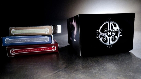 Карты Smoke & Mirrors Deluxe Box картинка