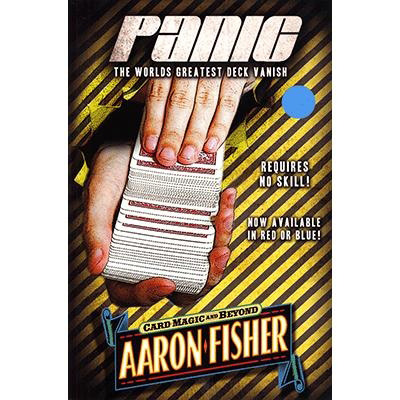 Фокус Panic by Aaron Fisher картинка