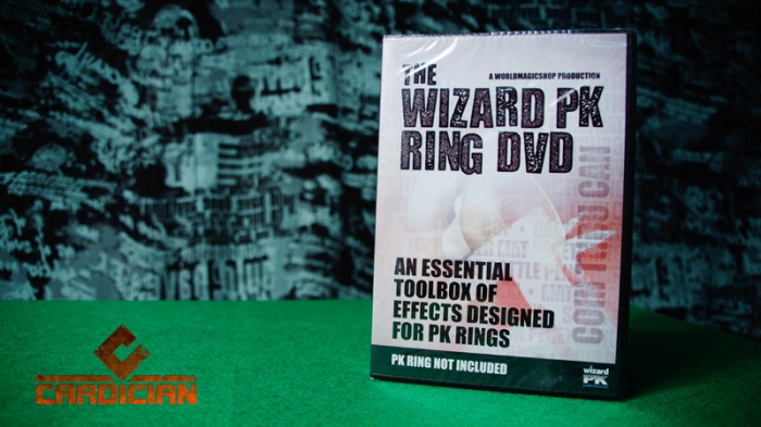 Фокус Wizard PK Ring DVD картинка