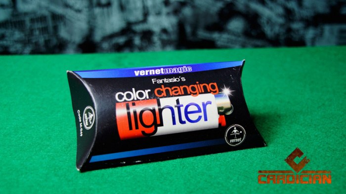 Фокус Color Changing Lighter картинка