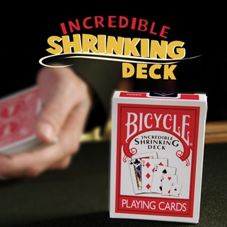 Колода Bicycle Shrinking Deck картинка
