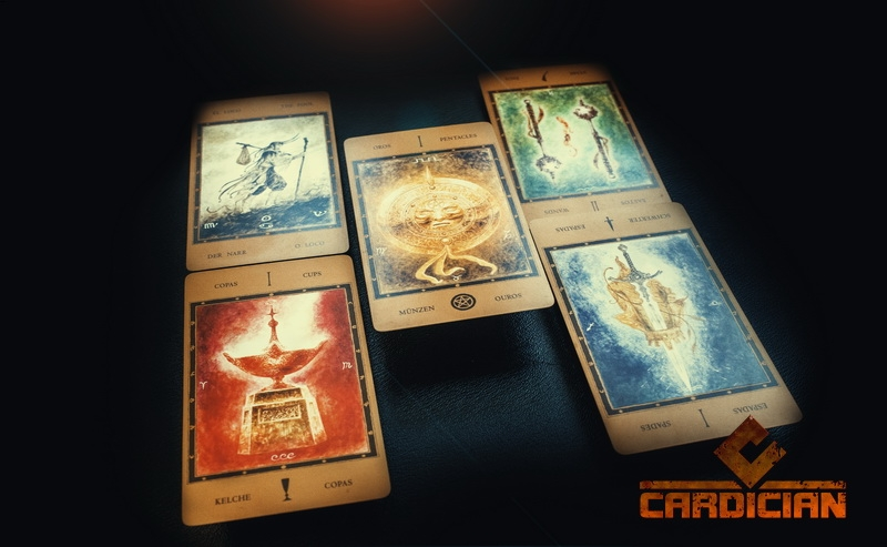 Карты Таро Лабиринт (The Labyrinth Tarot) картинка