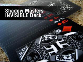 Shadow Masters Invisible Deck картинка