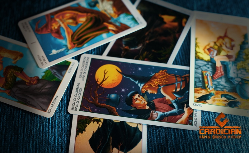 Таро Ведьм Witchy Tarot картинка