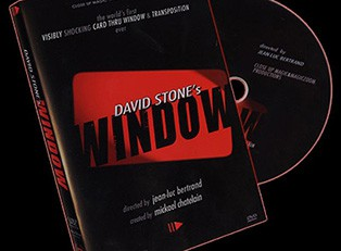 Фокус Window by David Stone купить