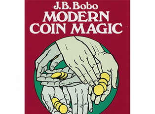 Книга Modern Coin Magic by JB Bobo купить