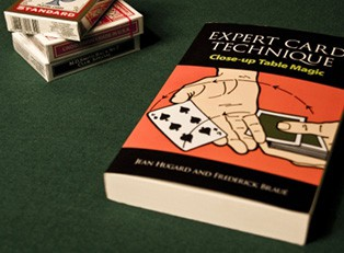 Книга Expert Card Technique by Hugard and Braue купить