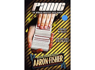 Фокус Panic by Aaron Fisher купить
