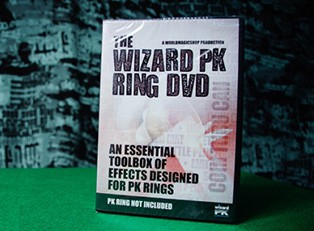 Фокус Wizard PK Ring DVD купить