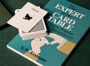 S.W. Erdnase. The Expert at the Card Table. купить