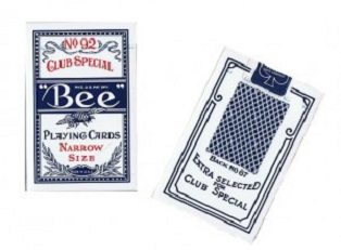Bee Bridge Size Cards Blue купить