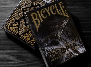������ Bicycle Utopia Black Gold ������