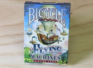 ������ Bicycle Flying Machines ������