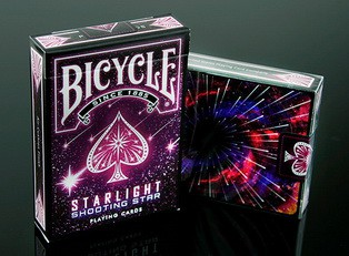 Колода Bicycle Starlight Shooting Star купить