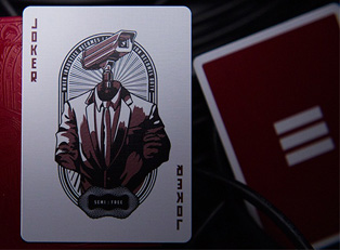 Карты Revolution Playing Cards купить