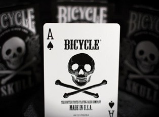 ������ ���� Bicycle Skull ������