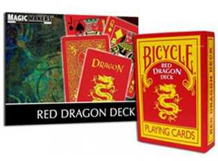 Red Dragon Deck купить