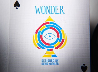 Колода Wonder Playing Cards купить