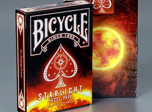 Колода Bicycle Starlight Solar  купить