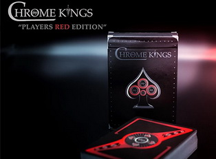 Колода Chrome Kings Players Red Edition купить