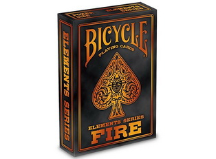 Колода Bicycle Fire купить