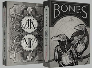 Колода Bones (Dust) Playing Cards купить