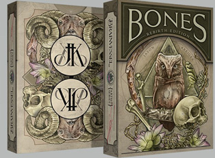 Колода Bones (Rebirth) Playing Cards  купить