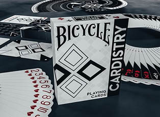 Колода Cardistry Black and White  купить