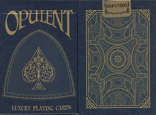Колода Opulent Luxury Playing Cards купить