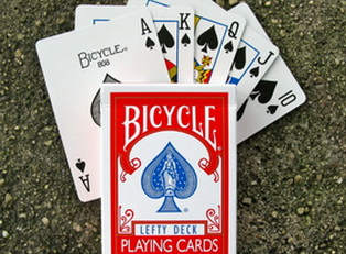 Bicycle Lefty Deck купить
