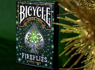 Колода Bicycle Fireflies Playing Cards купить