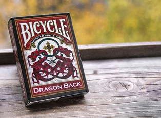 Карты Bicycle Dragon купить