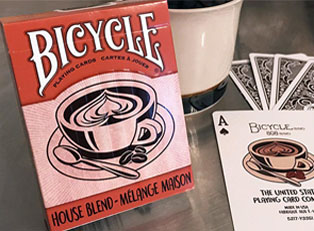 Колода Bicycle House Blend купить