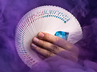 Карты Art of Cardistry Blue купить