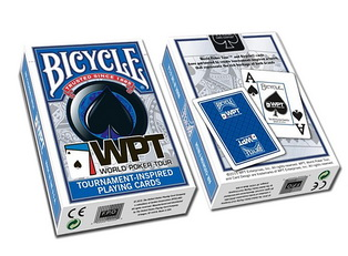 Карты Bicycle WPT купить