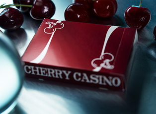 Колода карт Cherry Casino Red купить