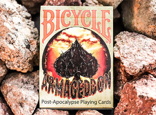 Карты Bicycle Armageddon Post Apocalypse купить