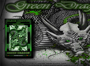 Колода Green Dragon купить